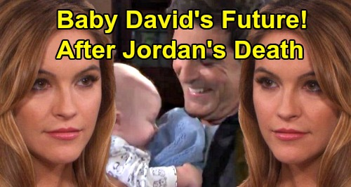 Days of Our Lives Spoilers: Baby David's Future After Jordan's Death - Will Father Be Revealed?