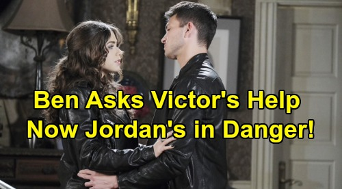 Days of Our Lives Spoilers: Ben Asks Victor's Help Saving Ciara - Now Jordan's In Danger