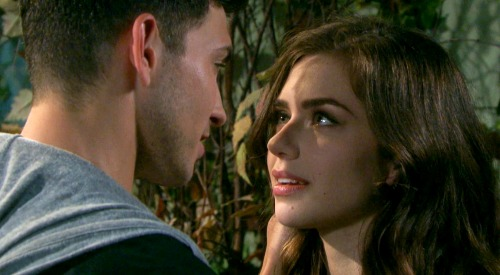 Days of Our Lives Spoilers: Ben and Ciara Married With a Baby in #Cin Fairy Tale - DOOL Supercouple Get Happily Ever After
