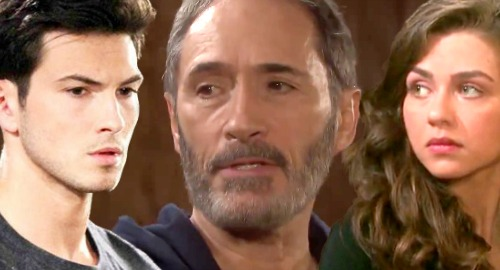 Days of Our Lives Spoilers: Baby David Rescued, Custody Battle Follows - Orpheus Goes After Ben & Ciara, Grandson's New Parents?