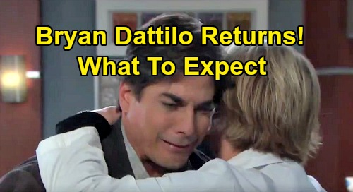 Days of Our Lives Spoilers: Bryan Dattilo Returns as Lucas Horton - What to Expect