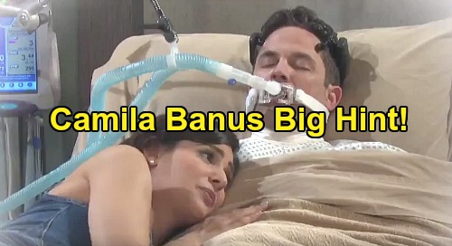 Days of Our Lives Spoilers: Camila Banus Drops Big Hint About Stabi and Stefan's Future - Gives Brandon Barash Hilarious 'Award'
