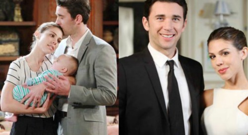 Days of Our Lives Spoilers: Abigail Finally Forgives Chad - Chabby Reunite After Charlotte's Rescue