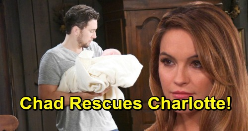 Days of Our Lives Spoilers: Chad Rescues Kidnapped Charlotte From Jordan - Abigail's Gratitude Seals Chabby Reunion