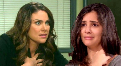 Days of Our Lives Spoilers: Chloe Learns About Gabi's Plot To Destroy Stefan - Stabi Romance At Risk