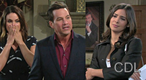 Days of Our Lives Spoilers: Week of March 4 Update – Chloe and Stefan's Steamy Kiss – Gabi Accused of Being Jealous