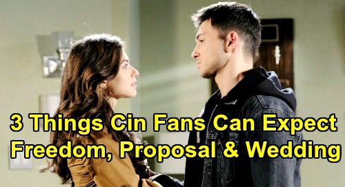 Days of Our Lives Spoilers: Ben Finally Free, Joins Ciara for New Chapter – 3 Things 'Cin' Fans Can Look Forward To