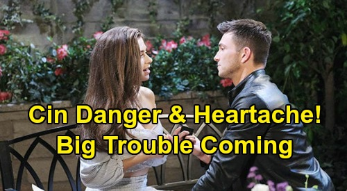 Days of Our Lives Spoilers: What Will Happen To Ben & Ciara – 'Cin' Danger and Heartache, Big Trouble On The Way?