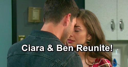 Days of Our Lives Spoilers: Ben's Dangerous Showdown Brings Breakthrough – Ciara's Reunion Dreams Come True