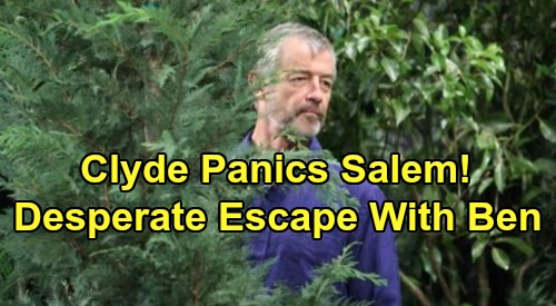 Days of Our Lives Spoilers: Clyde on the Loose – Ben Prison Break Unleashes Dad's Revenge on Salem?
