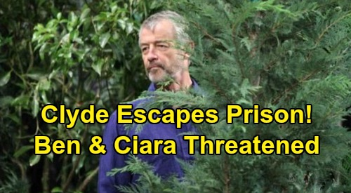 Days of Our Lives Spoilers: Clyde's Prison Break – Ben & Ciara's Future in Jeopardy, Shocking Twist Changes Everything