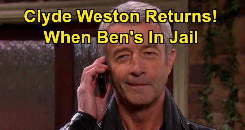 Days of Our Lives Spoilers: Clyde Weston Returns After Ben Lands Behind Bars – Time Jump Brings Back Complicated Father-Son Bond?