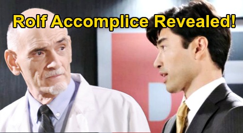 Days of Our Lives Spoilers: Li Shin Revealed As Rolf's Accomplice - Abigail Drugged For DiMera Enterprises CEO Sabotage?