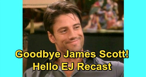 Days of Our Lives Spoilers: Should DOOL Recast EJ DiMera or Kill Character Off for Good? – Sami's Love Life and Future Revealed
