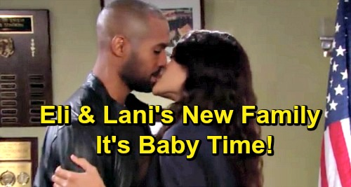 Days of Our Lives Spoilers: Baby Plans Follow Wedding Bells – Lani and Eli Finally Get Their Happy Family?