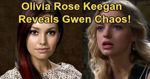 Days of Our Lives Spoilers: Olivia Rose Keegan Talks 'Mischievous Girls' Claire & Gwen – Reveals Ciara & Ben Chaos Coming