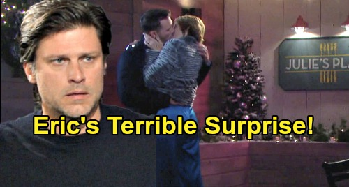 Days of Our Lives Spoilers: Eric Comes Home to Terrible Surprise - Nicole and Brady Playing Loving Couple