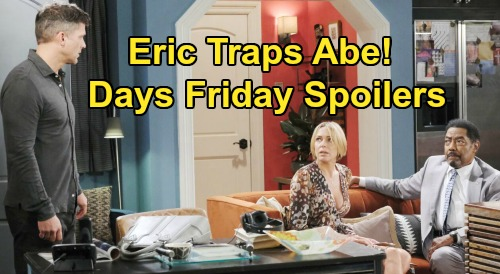 Days of Our Lives Spoilers: Friday, April 3 – Brady Suspects Mickey Is Rachel, Keeps Secret from Kristen – Honest Abe's Dilemma