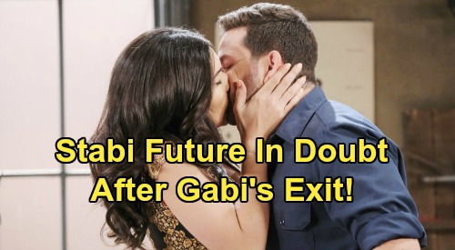 Days of Our Lives Spoilers: What Does Gabi's Exit Mean for Jake Lambert aka Stefan DiMera - 'Stabi' Powercouple's Future?
