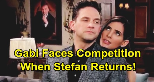 Days of Our Lives Spoilers: Gabi Faces Competition for Stefan When Brandon Barash Returns - Must Fight for 'Stabi'