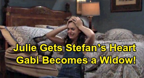 Days of Our Lives Spoilers: Julie Gets Dying Stefan's Heart – Gabi's Brutal Choice Makes Her a Widow?