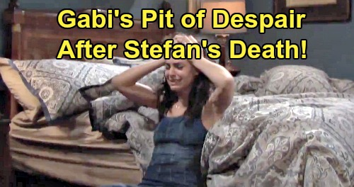 Days of Our Lives Spoilers: Gabi Sinks Into Pit of Despair After Stefan's Death – Love Story's Tragic End
