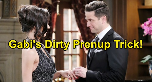 Days of Our Lives Spoilers: Gabi's Dirty Prenup Trick Brings Guilt – Stefan's New Bride Must Choose Revenge or Love