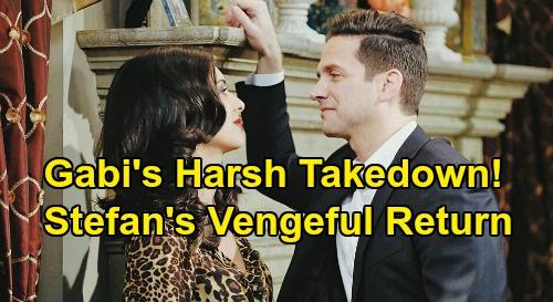 Days of Our Lives Spoilers: Stefan's Vengeful Comeback, Furious At Gabi's Harsh Takedown - Revenge Follows 'Stabi' Reunion?