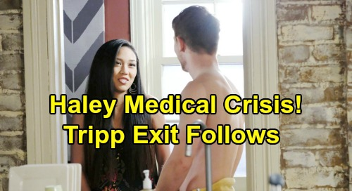 Days of Our Lives Spoilers: Haley's Medical Emergency Brings Panic – Tough Choices for Tripp, Salem Exit Follows