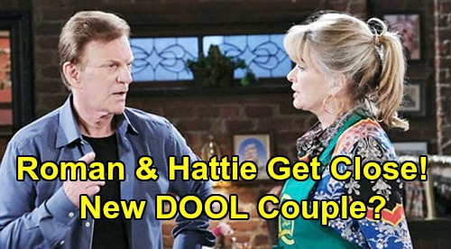 Days of Our Lives Spoilers: Hattie and Roman Share A Sweet Moment - New DOOL Couple In The Works?