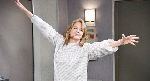 Days of Our Lives Spoilers: Hattie Exits DOOL, Says Goodbye to Salem – Deidre Hall's Dual Role Wraps Up