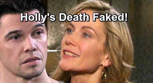 Days of Our Lives Spoilers: Holly's Death Faked by Xander and Kristen – Shocking Twist Brings Nicole and Daughter's Happy Reunion?