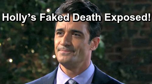 Days of Our Lives Spoilers: Holly's Faked Death Exposed – Ted Reveals Shocking Secret