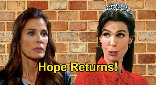 Days of Our Lives Spoilers: Hope's Risky Surgery, Princess Gina Must Go – Shawn and Ciara Await Tricky Procedure Outcome