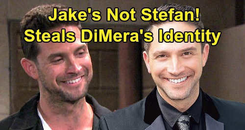 Days of Our Lives Spoilers: Jake Steals Stefan's Identity - Pretends To Be Rich DiMera, Romances Hot 'Wife' Gabi
