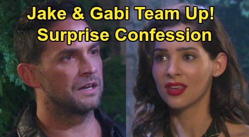 Days of Our Lives Spoilers: Jake & Gabi Team Up After Stefan's Surprise Confession – Secret 'Stabi' Romance Returns?