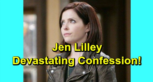 Days of Our Lives Spoilers: Jen Lilley's Devastating Confession – Reveals Why Missed DOOL Comeback Broke Her Heart