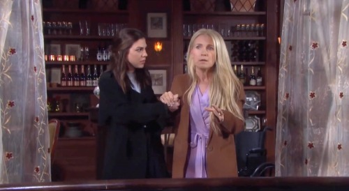Days of Our Lives Spoilers: Abigail Takes Jennifer To Scene Of Crime - Balcony Visit Leads To Shocking Outcome