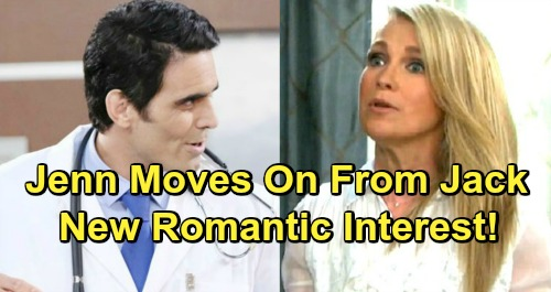 Days of Our Lives Spoilers: Jennifer Moves On - Loses Hope That The Old Jack Will Return, Finds New Romantic Interest?