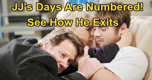 Days of Our Lives Spoilers: JJ's Days Numbered - How Will He Exit?