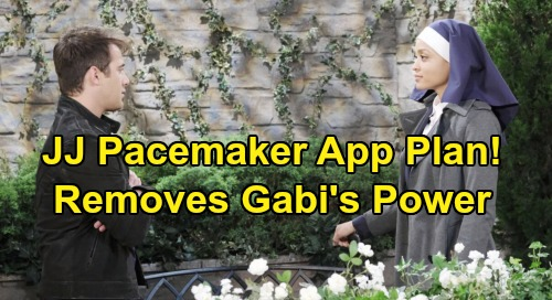 Days of Our Lives Spoilers: JJ Tries to Disable Pacemaker App, Destroy Gabi's Power Over Lani – Julie's Deadly Risk