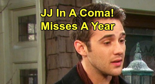 Days of Our Lives Spoilers: JJ In a Coma, Deveraux Family Member Misses a Year – Time Jump Bombshell Shakes Up Salem?