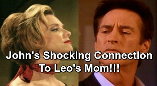 Days of Our Lives Spoilers: John's Shocking Connection to Leo's Mom – Romantic History Brings Marlena Marriage Trouble