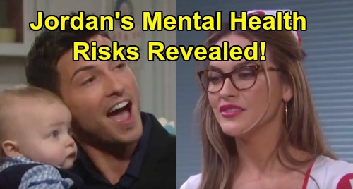 Days of Our Lives Spoilers: Ron Carlivati Reveals Jordan's Mental Health Trouble, Ben's Reason to Worry About Ciara's Safety