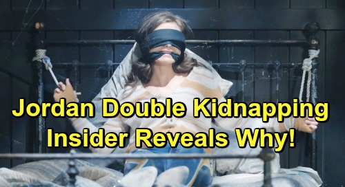 Days of Our Lives Spoilers: LEAK Reveals Kidnap Shocker - See Why Jordan Holds Ciara Hostage and Abducts Charlotte