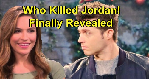 Days of Our Lives Spoilers: Who Killed Jordan Ridgeway and Why – Shocking Salem Murder Mystery Finally Unravels