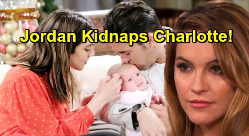 Days of Our Lives Spoilers: Who Kidnapped Charlotte - Jordan Ridgeway Behind The Abduction?