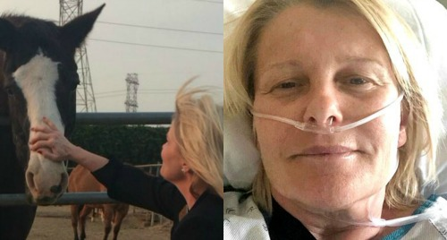 Days of Our Lives Spoilers: Judi Evans Horseback Riding Accident, Terrible Injuries - DOOL Star Hospitalized with Broken Bones