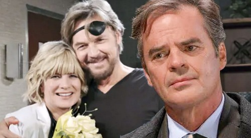 Days of Our Lives Spoilers: Jack Urges Justin To Fight For Kayla - Battles Steve For Kayla's Heart?