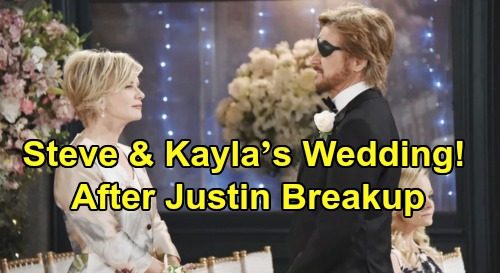 Days of Our Lives Spoilers: Steve & Kayla's Wedding Looms, 'Stayla' Love Wins in the End – Fresh Start After Justin Breakup